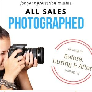🌟All Sales Photographed & Recorded🌟